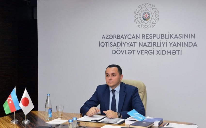 Azərbaycan və Yaponiya ikiqat vergitutmanın ləğvini müzakirə edib