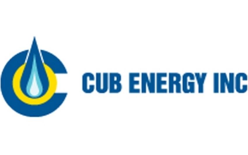 Cub Energy şirkətinin gəlirləri 23% azalıb
