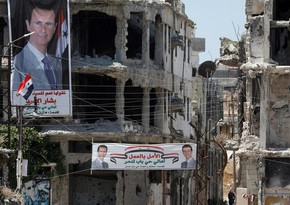 Presidential elections to be held in Syria today