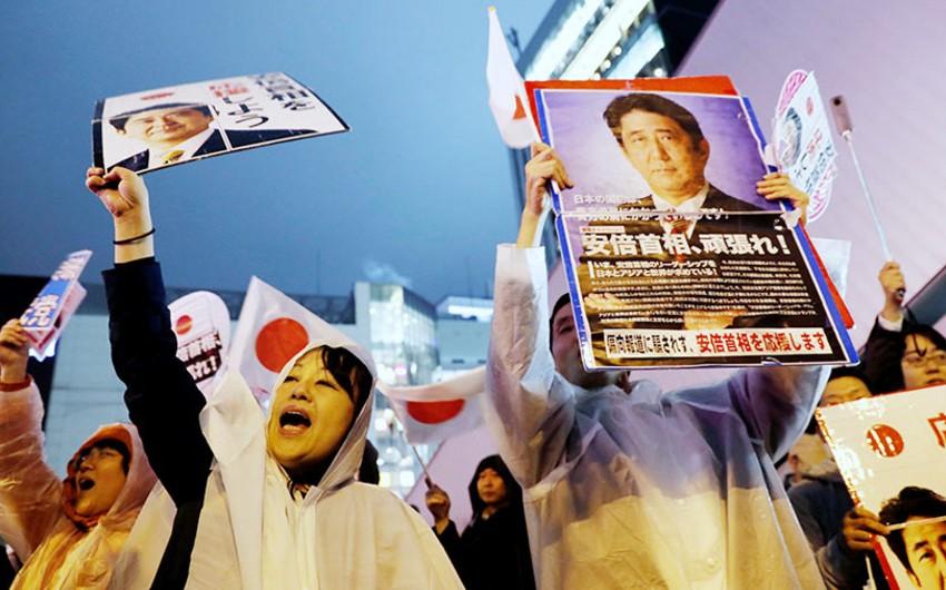 Досрочные парламентские выборы начались в Японии