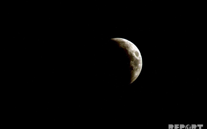 Shamakhi Observatory unveils dates of lunar eclipses for next year