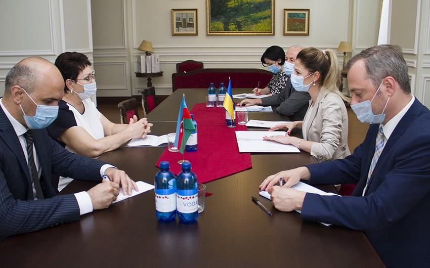 Ukraine thanks Azerbaijan