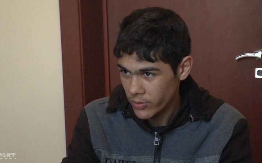 Задержан молодой человек, который грабил машины на Абшероне - ФОТО