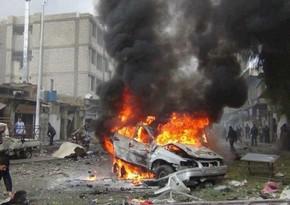 На востоке Багдада произошел взрыв, есть погибшие и раненые