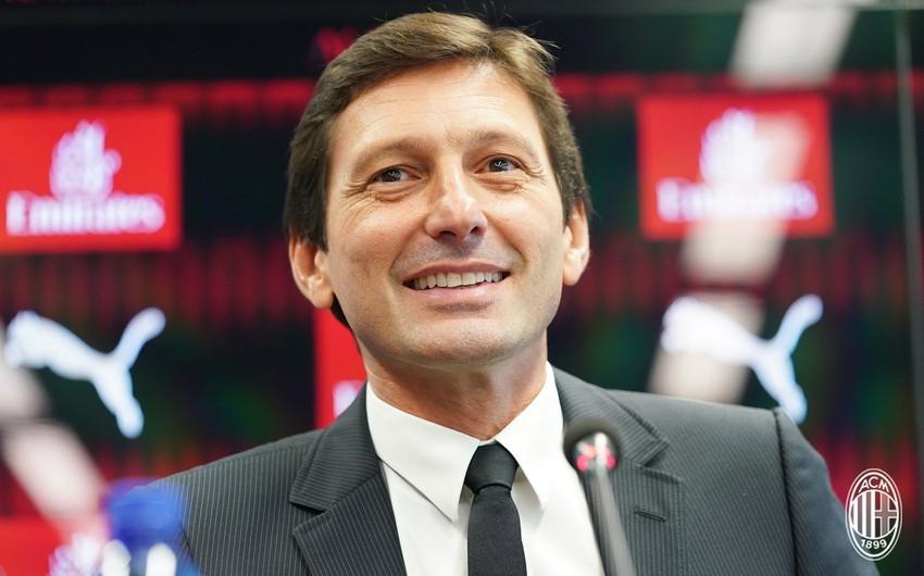 KİV: Leonardo Milanın baş məşqçisi təyin oluna bilər