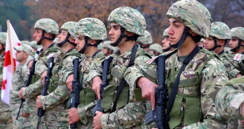 Georgian peacekeepers to leave Afghanistan