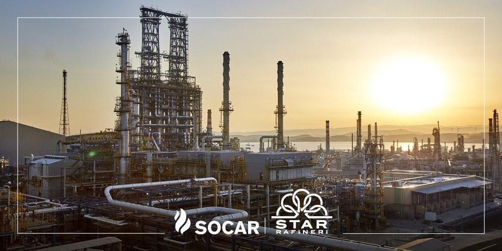 STAR zavodunda ilin sonuna 8 mln. ton neft emal olunacaq