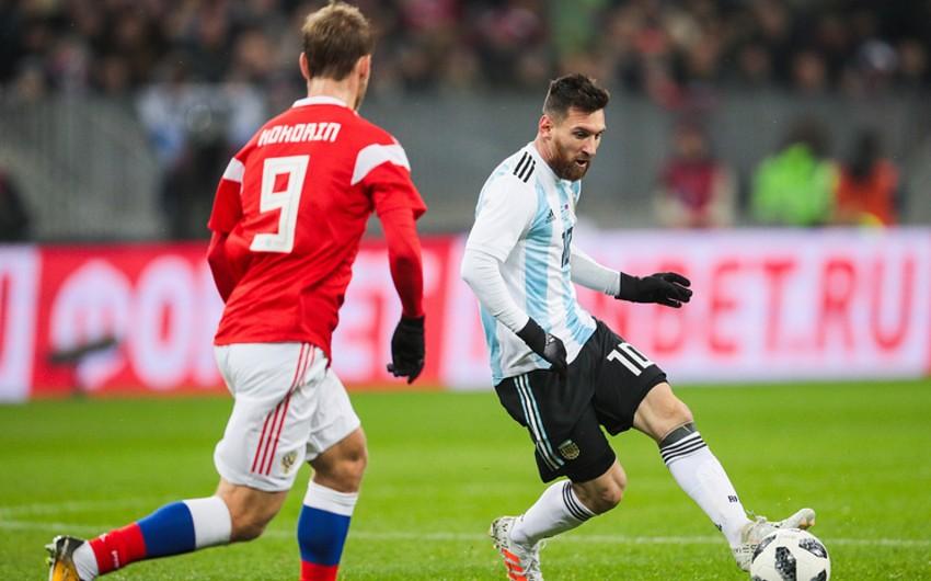 Месси пропустит матч Аргентина  Нигерия в Краснодаре
