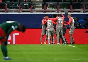 Локомотив потерял шансы выйти в плей-офф Лиги чемпионов