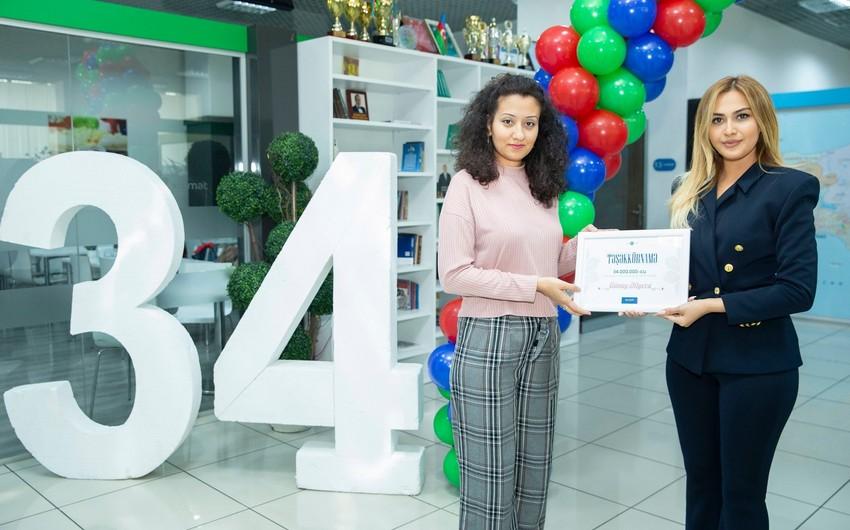 В ASAN xidmət зарегистрировано 34-миллионное гражданское обращение