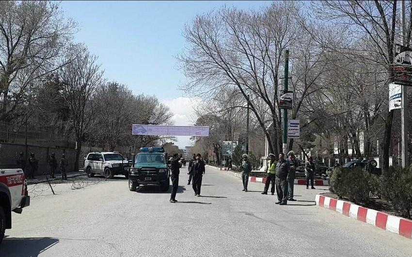 Kabildə törədilmiş terror aktı nəticəsində 26 nəfər həlak olub, 18 nəfər yaralanıb - YENİLƏNİB-2 - FOTO