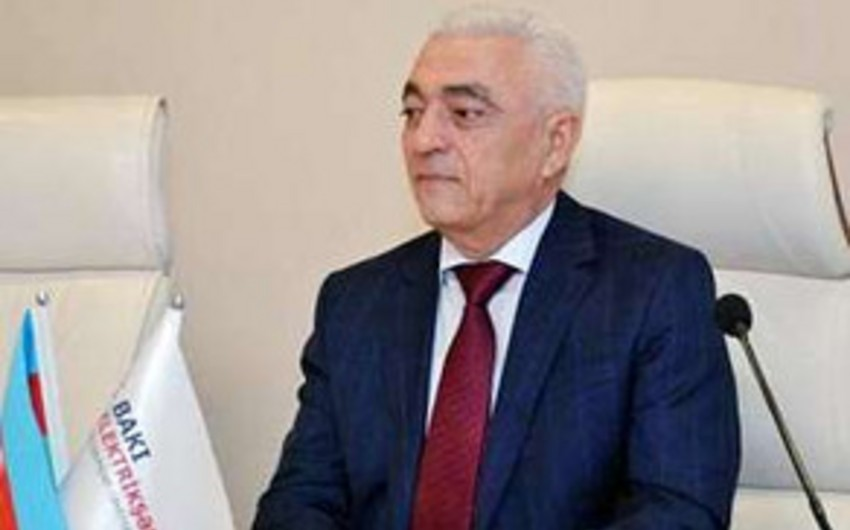 """Baba Rzayev: """"Pirallahı adasının elektrik enerjisi ilə təminatını yaxşılaşdırmaq üçün sənədlər hazırlanır"""""""