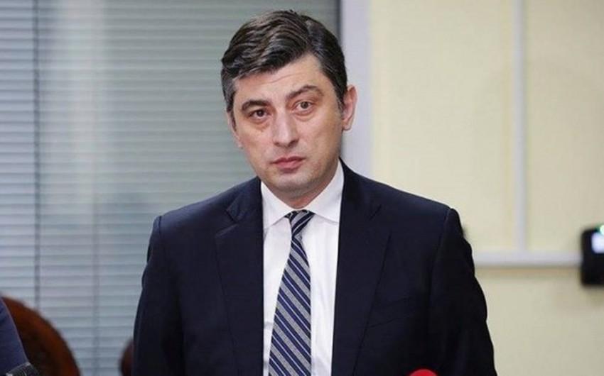 """Gürcüstanın baş naziri: """"İstintaqa ifadə verməyə hazıram"""""""