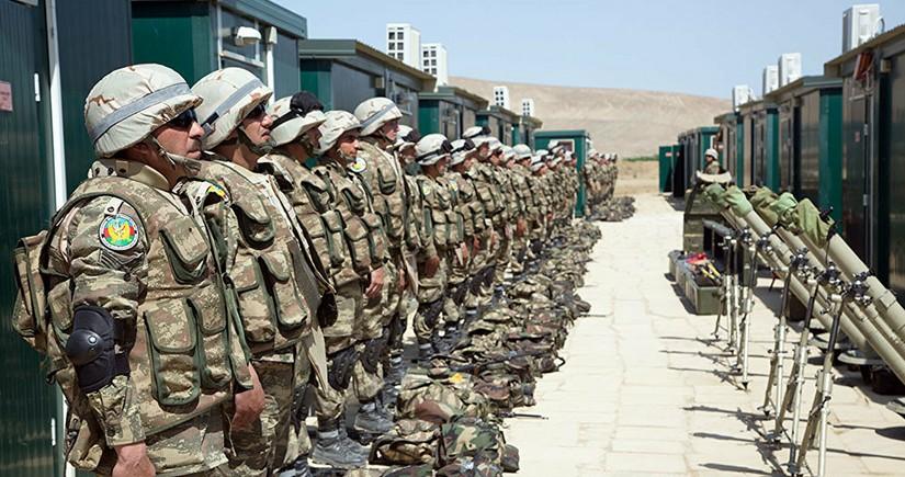 В Азербайджане начались сборы военнослужащих запаса