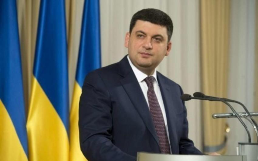 """Ukrayna prezidenti """"Şimal axını-2"""" kəmərini Avropa üçün təhlükə adlandırıb"""