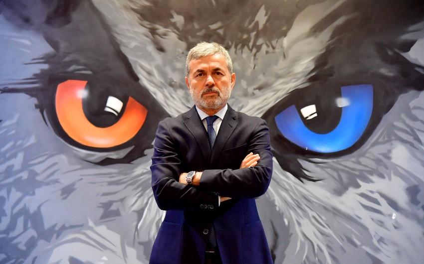 Başakşehir yeni baş məşqçisini açıqladı