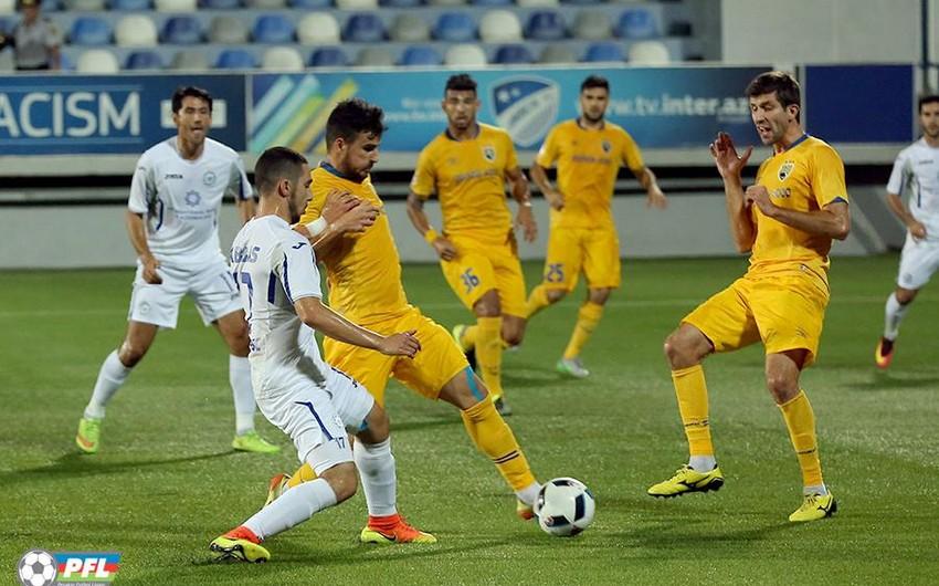 XV round of Azerbaijan Premier League starts