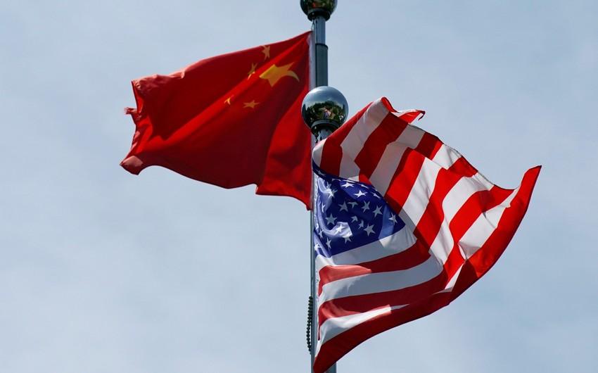 Çin ABŞ rəsmələrinə sanksiya tətbiq edib
