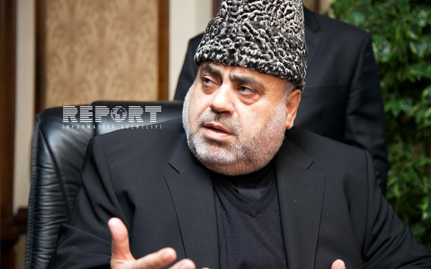 Аллахшукюр Пашазаде: Некоторые страны финансируют религиозный радикализм