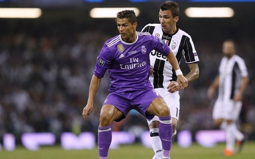 Сегодня сыграют Ювентус с Реалом в матче футбольной Лиги чемпионов