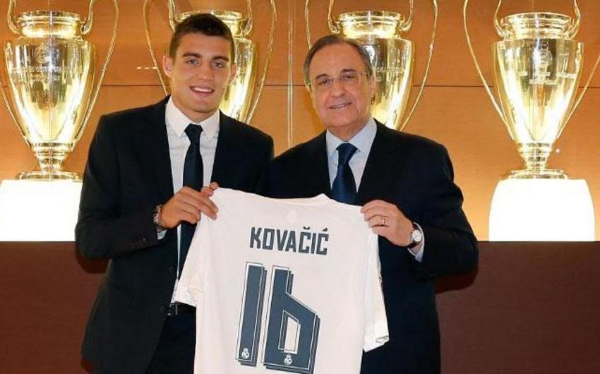Madrid klubu yeni transferini rəsmiləşdirib