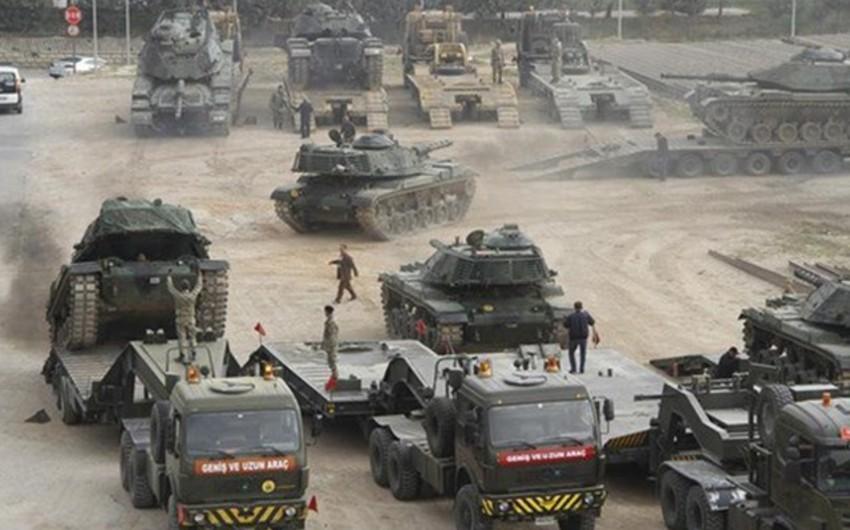 СМИ: Россия перебрасывает артиллерию на север Сирии