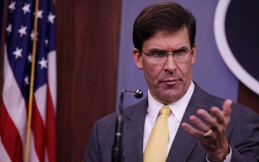 Министр обороны США: НАТО не будет воевать против своего союзника - Турции