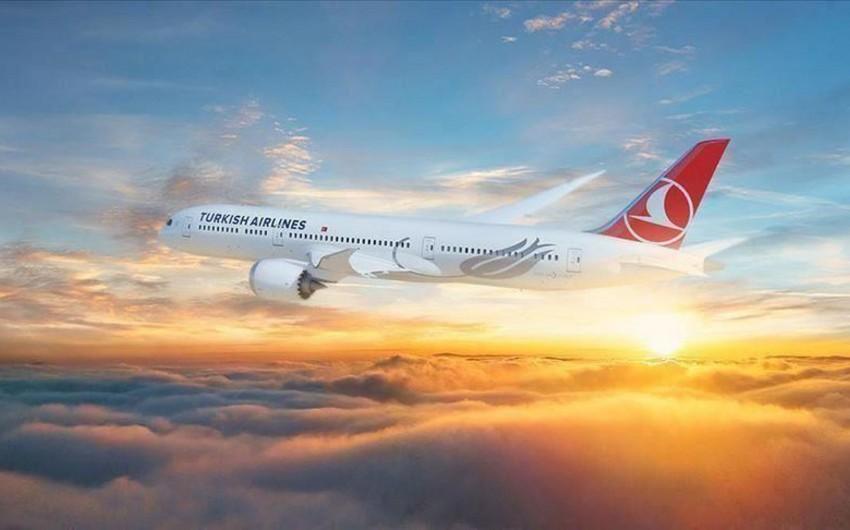 """""""Turkish Airlines"""" aviaşirkəti Çinə uçuşları dayandırıb"""