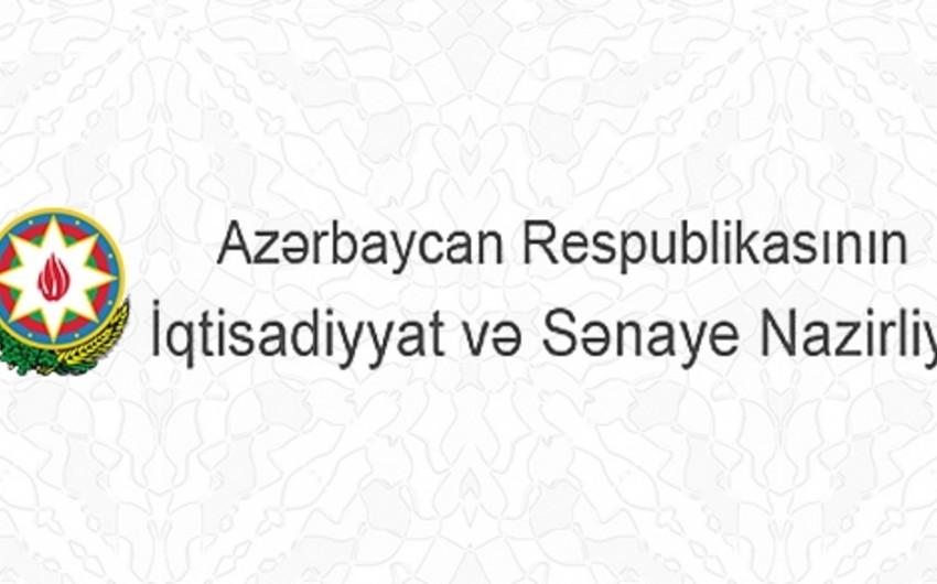 Azərbaycanın iqtisadiyyat və sənaye naziri SSBK Rəyasət Heyətinin üzvləri ilə görüşüb