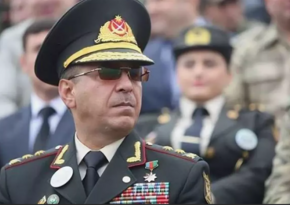 Генпрокуратура Азербайджана: Арестован генерал-лейтенант Ровшан Акберов