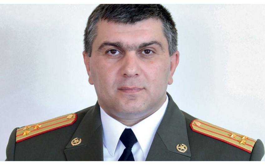 Ermənistanda ordu korpusunun komandanı Paşinyanın istefasını tələb edir