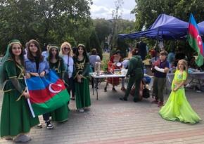 "Азербайджанцы представлены на фестивале ""ETNO-WEEKEND в Украине"