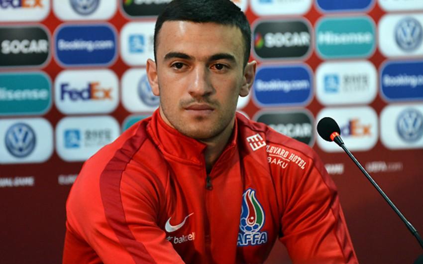Qarabağın futbolçusu millinin heyətindən çıxarıldı
