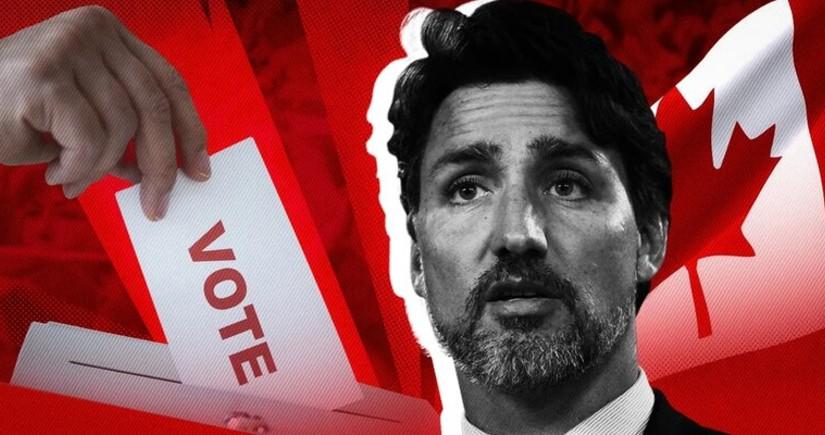 В Канаде пройдут внеочередные парламентские выборы