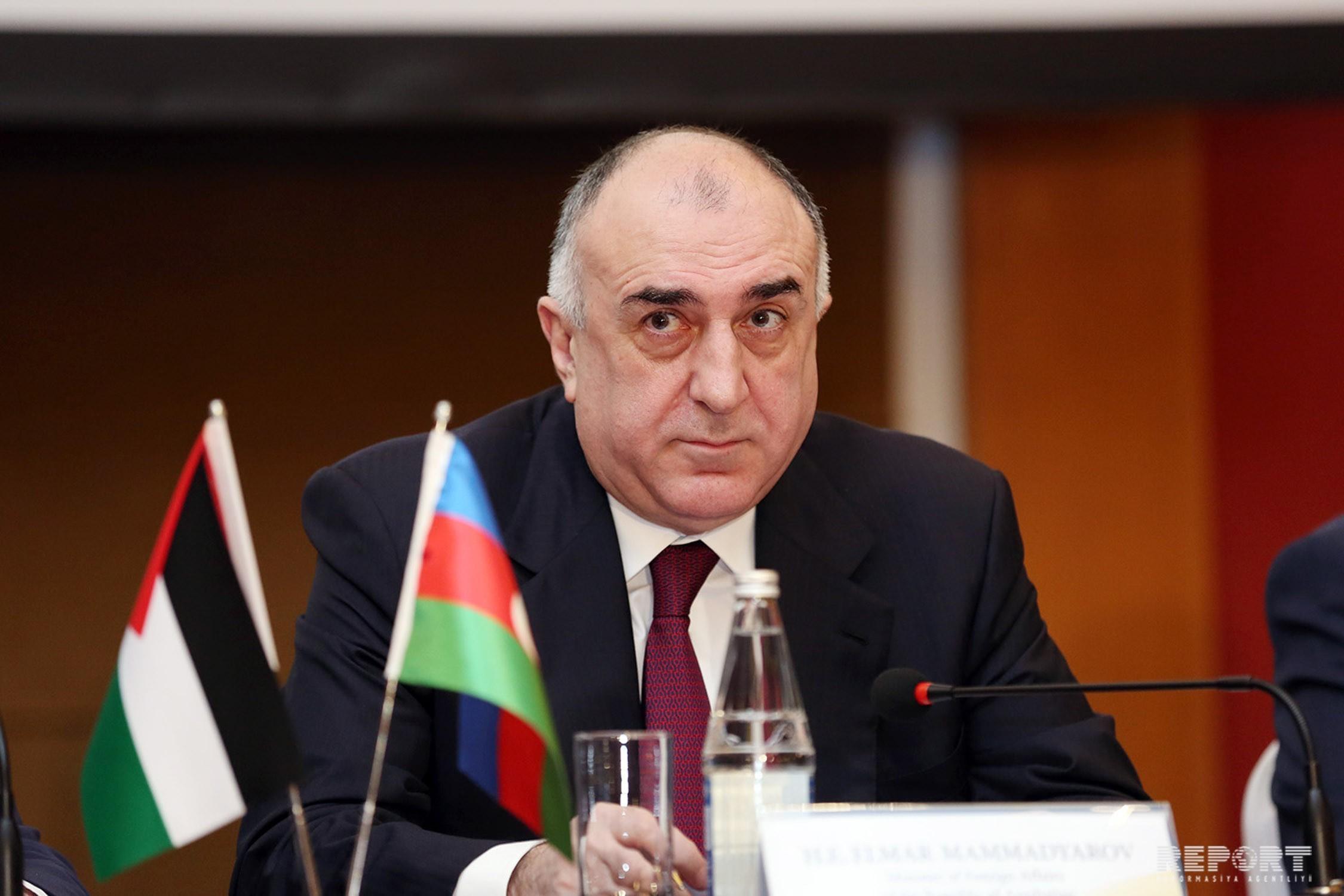 Эльмар Мамедъяров: Азербайджан считает ОЭС одной из важных платформ регионального сотрудничества