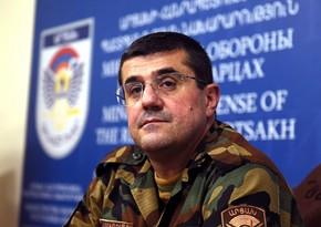 Qarabağdakı separatçıların başçısı Putinə yalvarış dolu müraciət ünvanlayıb