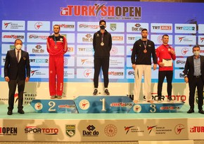 Turkish Open: Olimpiya çempionumuz finalda uduzdu