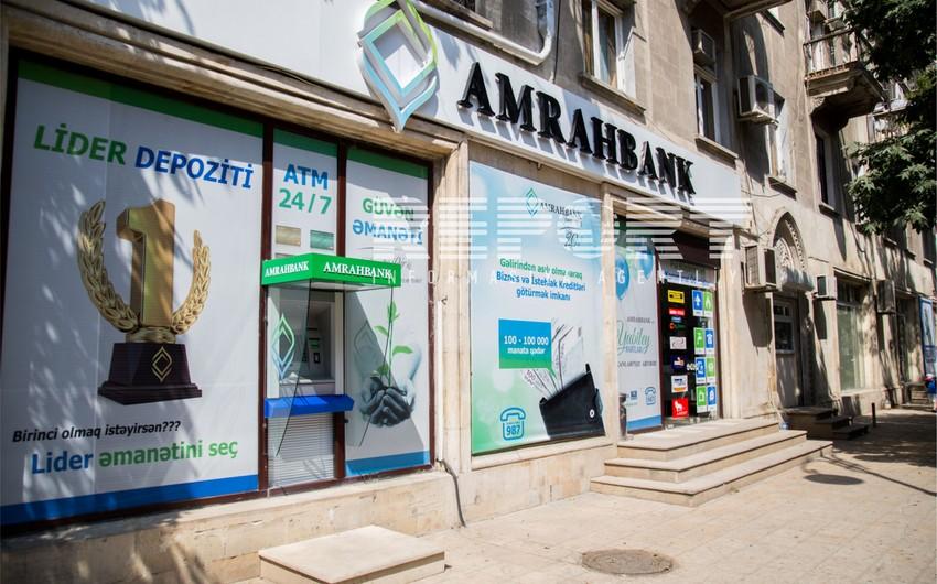 Amrahbank yeni istiqraz emissiyasına hazırlaşır