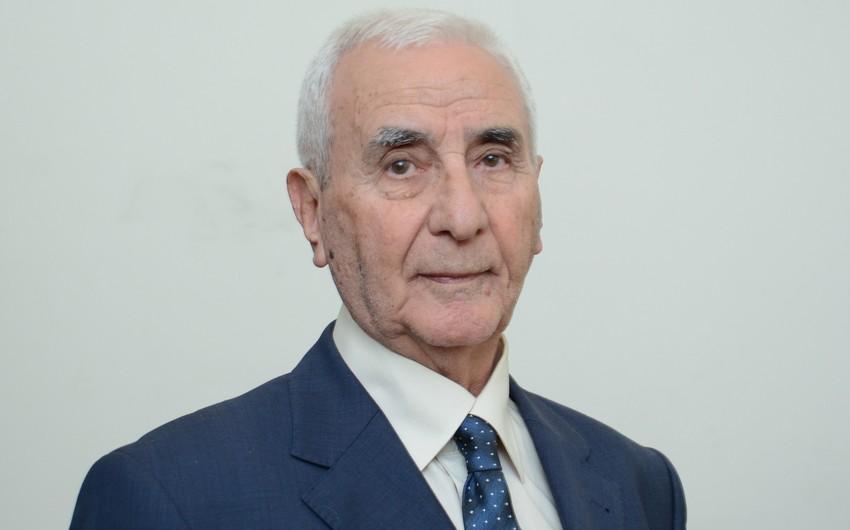 UNEC-in professoru 90 yaşında vəfat edib