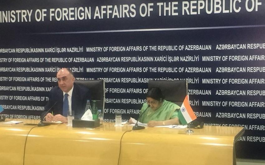 Azərbaycan-Hindistan Müştərək Komissiyanın iclası keçiriləcək