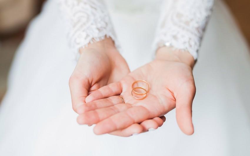 Bu il Azərbaycanda 23 415 nikah vә 9 644 boşanma qeydә alınıb