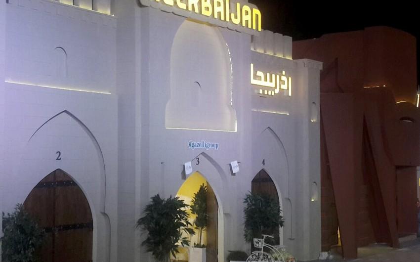 Gazelli Group Azərbaycanı Abu-Dabidə keçirilən Şeyx Zayed İrsi Festivalında təmsil edir - FOTO