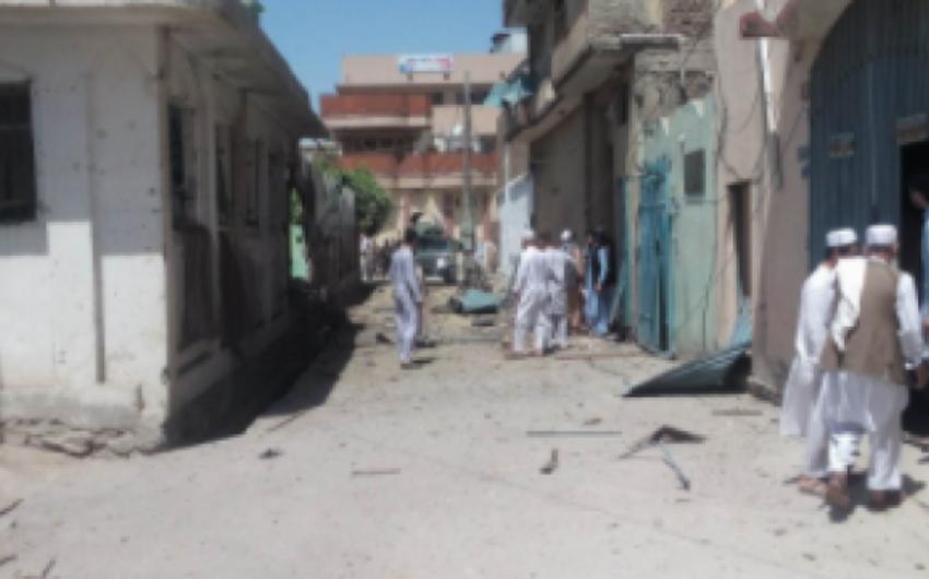 При взрыве в Афганистане пострадали шесть человек