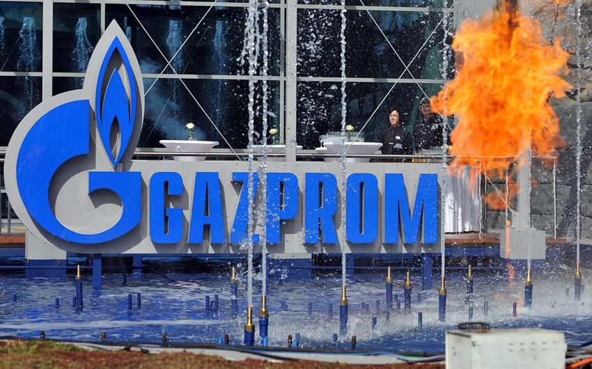 """""""Qazprom"""": İlin sonunda qazın orta ixrac qiyməti 248 ABŞ dolları olacaq"""