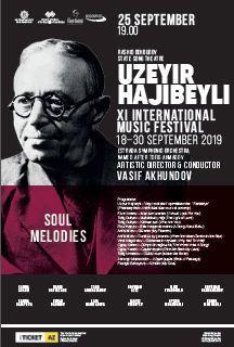 Üzeyir Hacıbəyli XI Beynəlxalq Musiqi Festivalının tarixi və proqramı açıqlanıb