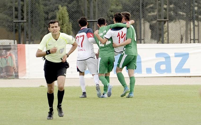 Azərbaycan I Divizionunda çempion və gümüş mükafatçı müəyyənləşib