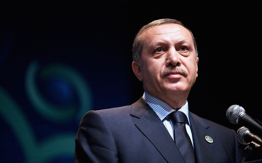 Newly elected President of Turkey Erdogan to pay first visit to Azerbaijan