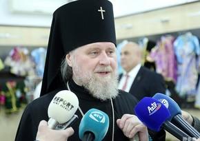 Скончался архиепископ Бакинский и Азербайджанский Александр