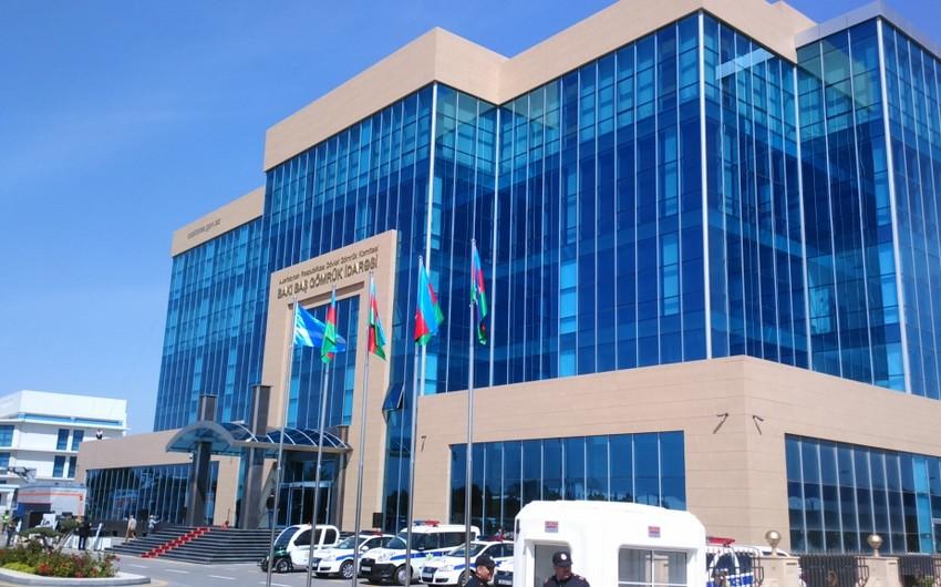 Bakı Baş Gömrük İdarəsinin yeni inzibati binasının açılışı olub