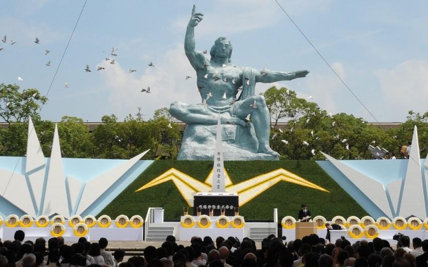 В Японии пройдет церемония памяти жертв Нагасаки